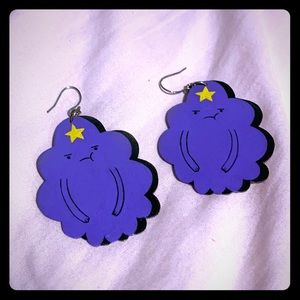 Oh my glob! Lumpy Space Princess Earrings